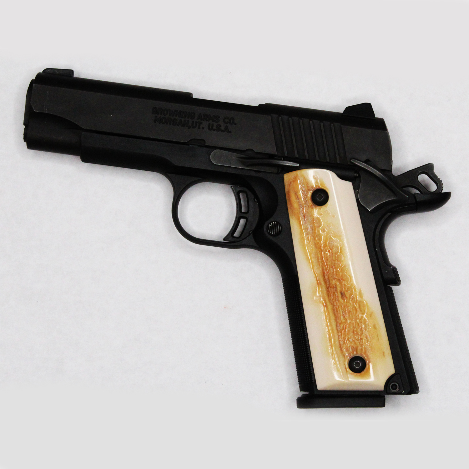 Browning 1911-22 / 380 Grips - FAUX STAG